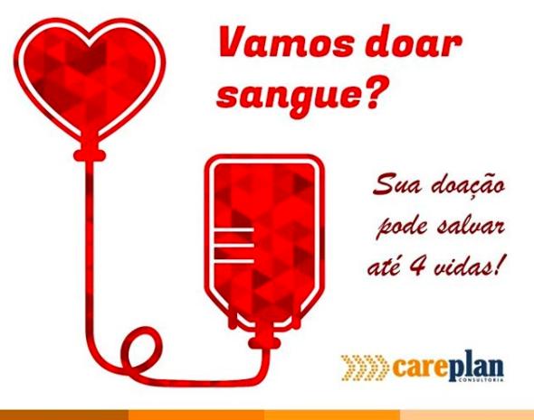 O que está por trás do ato de doar Sangue